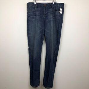 NWT Gap 1969 Medium Wash Always Skinny Jeans